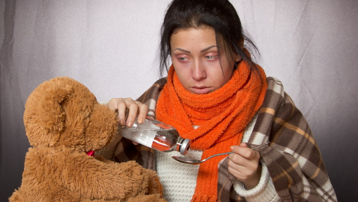 Симптомы острого тонзиллита