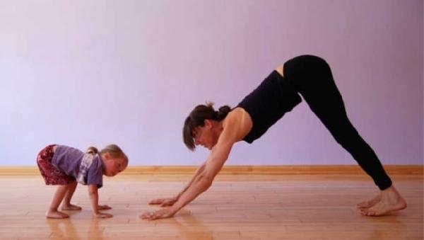 Гимнастические упражнения для детей 2-3 лет