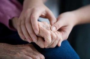 Скорбь убивает пожилых людей
