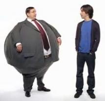 Успех трудоустройства зависит от… веса