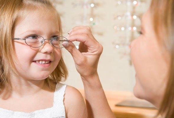 Близорукость – распространенная детская проблема
