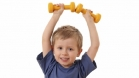 Комплекс упражнений с гантелями для младших школьников