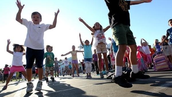 Утренняя гимнастика: комплекс упражнений для дошкольников