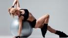 Фитбол: упражнения с мячом