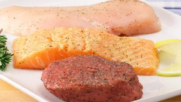Немного о мясе и рыбе