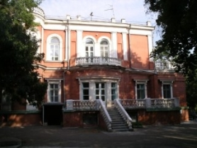 Лечебно – профилактический санаторий «Черное Море»