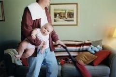 Домашние заботы опасны для сердца!