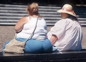Население планеты толстеет на глазах!