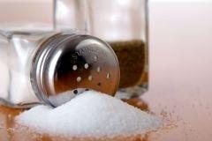 Как снизить потребление соли?