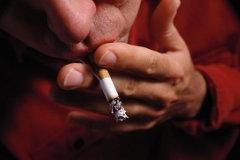 Курение по утрам особо опасно для здоровья!