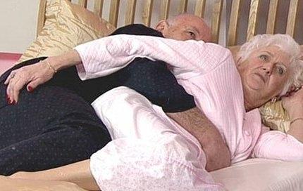 фото секс стариков