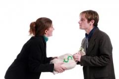 денежный вопрос в семье